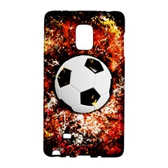 Football  Galaxy Note Edge by Valentinaart