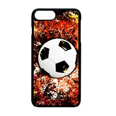 Football  Apple Iphone 7 Plus Seamless Case (black) by Valentinaart