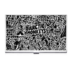 Arctic Monkeys Cool Business Card Holders by Samandel