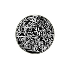 Arctic Monkeys Cool Hat Clip Ball Marker (10 Pack) by Samandel