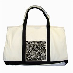 Arctic Monkeys Cool Two Tone Tote Bag