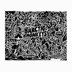 Arctic Monkeys Cool Small Glasses Cloth (2 Side)