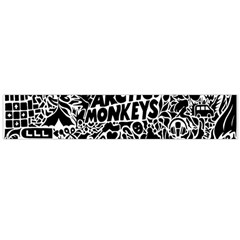 Arctic Monkeys Cool Large Flano Scarf  by Samandel