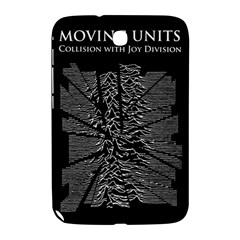 Moving Units Collision With Joy Division Samsung Galaxy Note 8 0 N5100 Hardshell Case  by Samandel