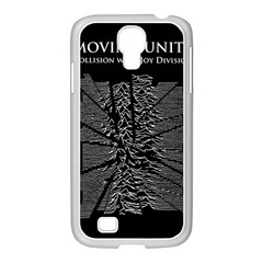 Moving Units Collision With Joy Division Samsung Galaxy S4 I9500/ I9505 Case (white) by Samandel