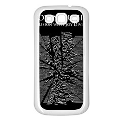 Moving Units Collision With Joy Division Samsung Galaxy S3 Back Case (white)