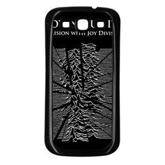Moving Units Collision With Joy Division Samsung Galaxy S3 Back Case (black)