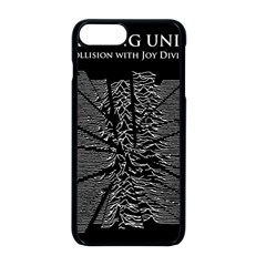 Moving Units Collision With Joy Division Apple Iphone 8 Plus Seamless Case (black)