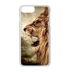 Roaring Lion Apple Iphone 8 Plus Seamless Case (white)