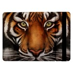 The Tiger Face Samsung Galaxy Tab Pro 12.2  Flip Case Front