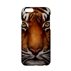 The Tiger Face Apple Iphone 6/6s Hardshell Case by Samandel