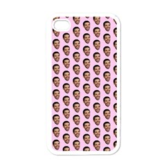 Drake Hotline Bling Apple Iphone 4 Case (white) by Samandel