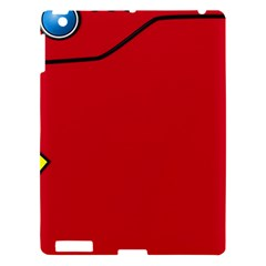 Pokedex Apple Ipad 3/4 Hardshell Case by Samandel