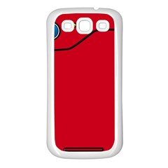 Pokedex Samsung Galaxy S3 Back Case (white)