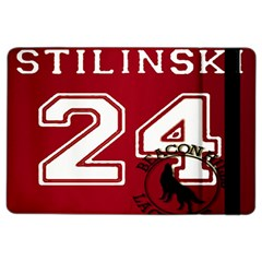 Stilinski Teen Wolf Beacon Hills Lacrosse Ipad Air 2 Flip by Samandel