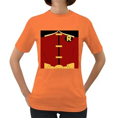 Robin Body Costume Women s Dark T Shirt by Samandel