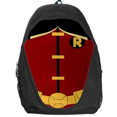 Robin Body Costume Backpack Bag