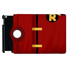 Robin Body Costume Apple Ipad 3/4 Flip 360 Case