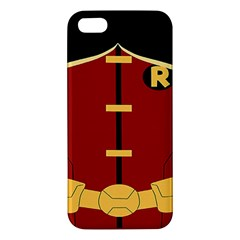 Robin Body Costume Iphone 5s/ Se Premium Hardshell Case by Samandel