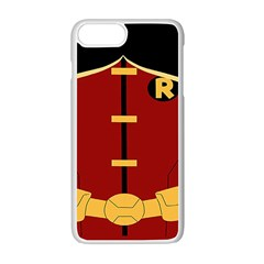 Robin Body Costume Apple Iphone 7 Plus Seamless Case (white) by Samandel
