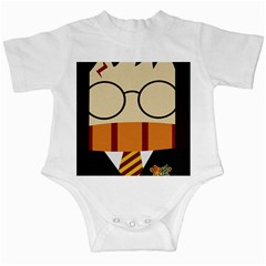 Harry Potter Cartoon Infant Creepers by Samandel