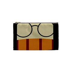 Harry Potter Cartoon Cosmetic Bag (small)  by Samandel