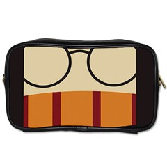 Harry Potter Cartoon Toiletries Bags 2 Side