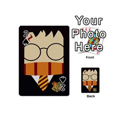 Harry Potter Cartoon Playing Cards 54 (mini)  by Samandel