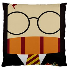 Harry Potter Cartoon Large Cushion Case (two Sides) by Samandel