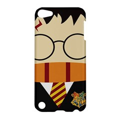 Harry Potter Cartoon Apple Ipod Touch 5 Hardshell Case by Samandel