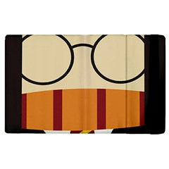Harry Potter Cartoon Apple Ipad 2 Flip Case by Samandel