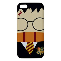 Harry Potter Cartoon Iphone 5s/ Se Premium Hardshell Case by Samandel