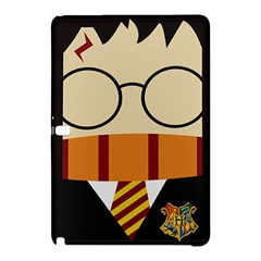 Harry Potter Cartoon Samsung Galaxy Tab Pro 12 2 Hardshell Case by Samandel