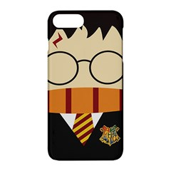 Harry Potter Cartoon Apple Iphone 7 Plus Hardshell Case by Samandel