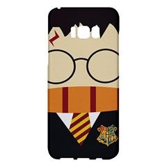 Harry Potter Cartoon Samsung Galaxy S8 Plus Hardshell Case  by Samandel