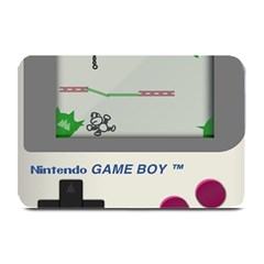 Game Boy White Plate Mats by Samandel