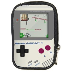 Game Boy White Compact Camera Cases