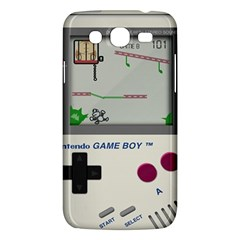 Game Boy White Samsung Galaxy Mega 5 8 I9152 Hardshell Case  by Samandel