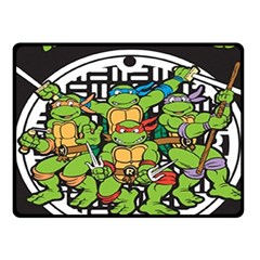 Teenage Mutant Ninja Turtles Hero Fleece Blanket (small)