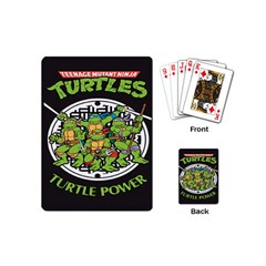 Teenage Mutant Ninja Turtles Hero Playing Cards (mini)