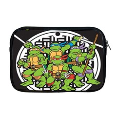Teenage Mutant Ninja Turtles Hero Apple Macbook Pro 17  Zipper Case by Samandel