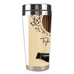 Classic Vintage Guitar Stainless Steel Travel Tumblers
