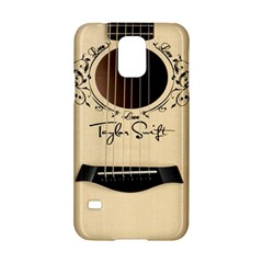 Classic Vintage Guitar Samsung Galaxy S5 Hardshell Case  by Samandel
