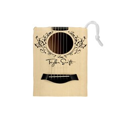 Classic Vintage Guitar Drawstring Pouches (small)