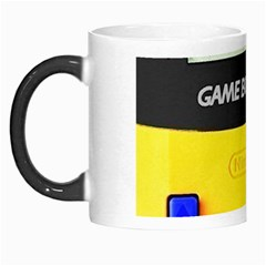 Game Boy Yellow Morph Mugs