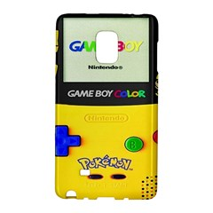 Game Boy Yellow Galaxy Note Edge