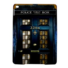 Tardis Sherlock Holmes 221b Ipad Air 2 Hardshell Cases by Samandel