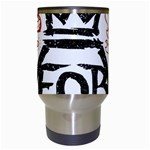 Save Rock And Roll Fob Fall Out Boy Travel Mugs (White) Center