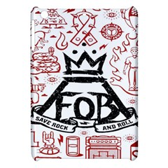 Save Rock And Roll Fob Fall Out Boy Apple Ipad Mini Hardshell Case by Samandel