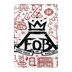 Save Rock And Roll Fob Fall Out Boy Samsung Galaxy Tab Pro 10 1 Hardshell Case